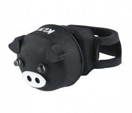 Lámpa [Hátsó] Led Kls Piggy Fekete