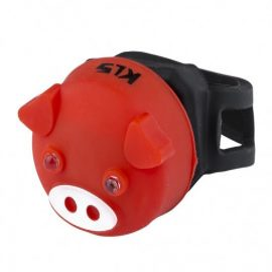Lámpa [Hátsó] Led Kls Piggy Piros