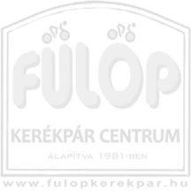 Fejvédő Bikefun edge M zöld/karbon55-58
